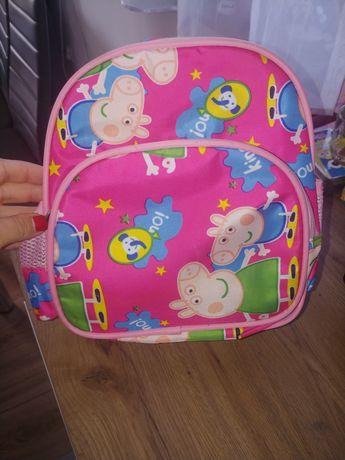 plecak plecaczek świnka Peppa jak nowy