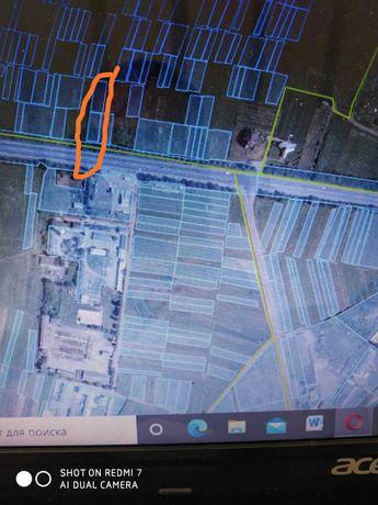 Продам земельну ділянку під комерцію 1-й ряд Тисменицької траси