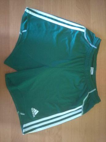 Spodenki Adidas S treningowe zielone