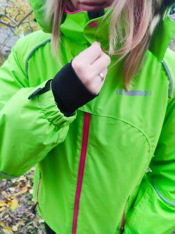 Лыжная зимняя  куртка р 152(12-14лет)