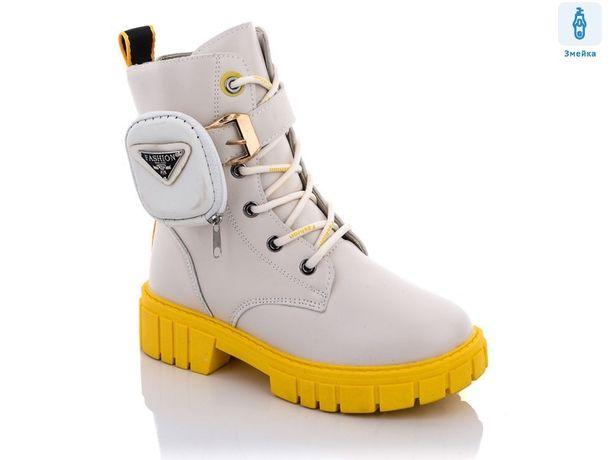 Зимние ботинки для девочки с 31 по 36 размеры Эльфей.