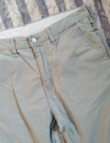 LEVIS 505  - spodnie meskie 34x32 styl: pół na pół CHINOSY i JEANSY/a4