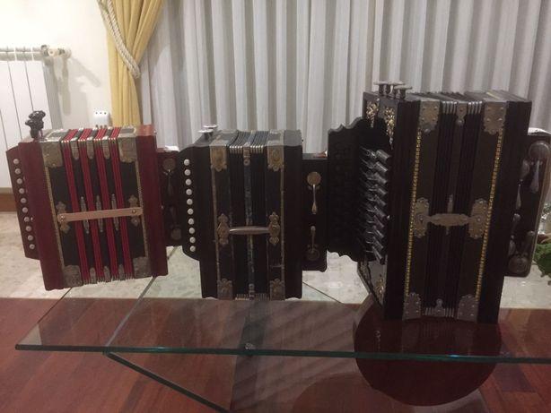 Concertinas antigas