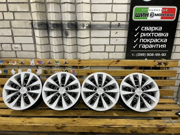 99 Штампованные диски Toyota Camry 55 5/114,3 R16