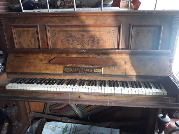 Pianino Adolfa Lehmann Berlin