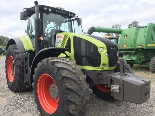 Трактор колісний CLAAS Axion 940
