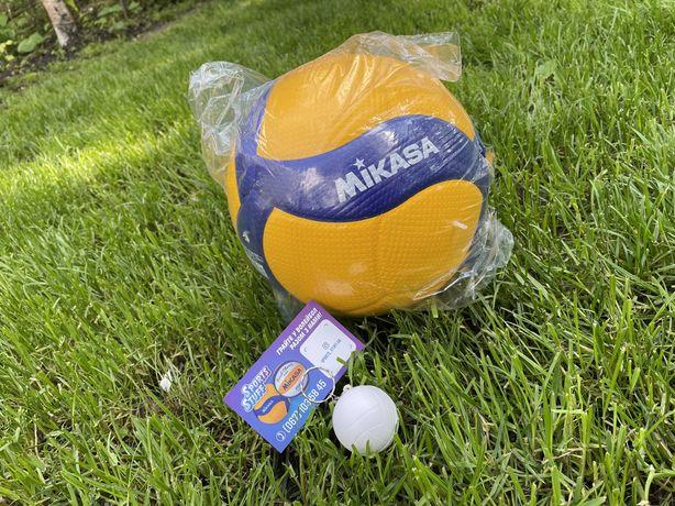 Волейбольный мяч Mikasa V200W оригинал 200%