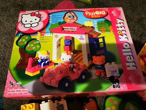 Hello Kitty Klocki PlayBIG, Myjnia 57028