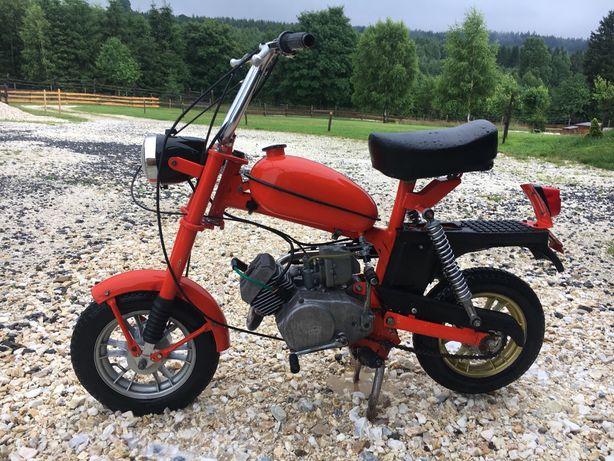 Motorynka Pony romet motorower
