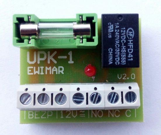UPK-1 Moduł przekaźnikowy pojedynczy