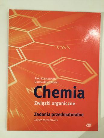 Chemia Związki organiczne OE matura 2020 zadania przedmaturalne