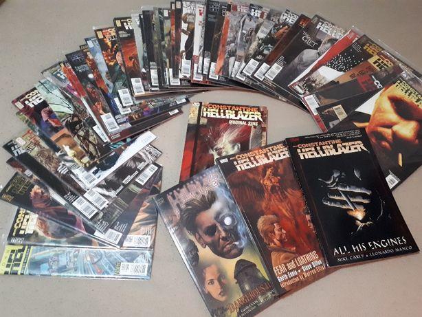 Hellblazer CONSTANTINE colecção c/ 80 números