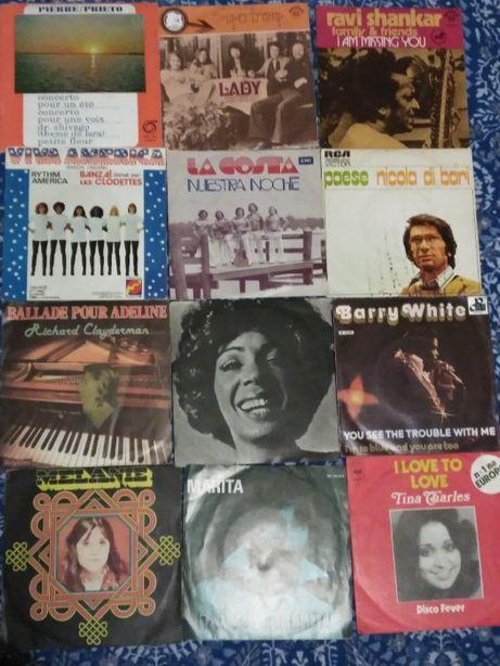Singles Vinyl Vários Artistas