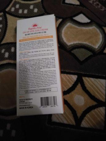 Солнцезащитный крем,Корея,новый