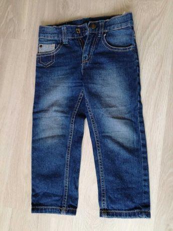 Spodnie jeansy długie dla chłopca, lupilu, rozmiar 92.