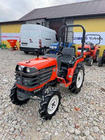 KUBOTA B72 17KM wspomaganie nowy model Mini Traktorki MAŁOLEPSZY