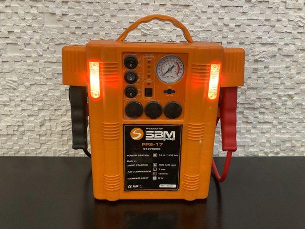Пуско-зарядное устройство PPS-17 SBM Group