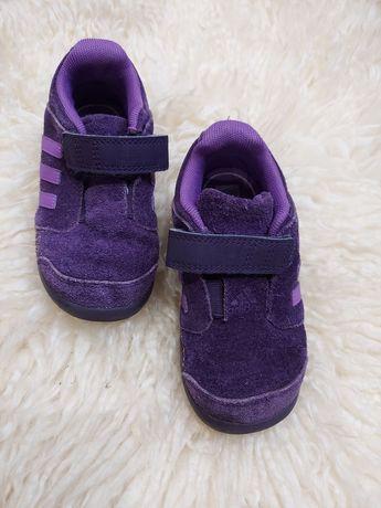 Шкіряні кросівки Adidas 25 р кожание туфли оригінал