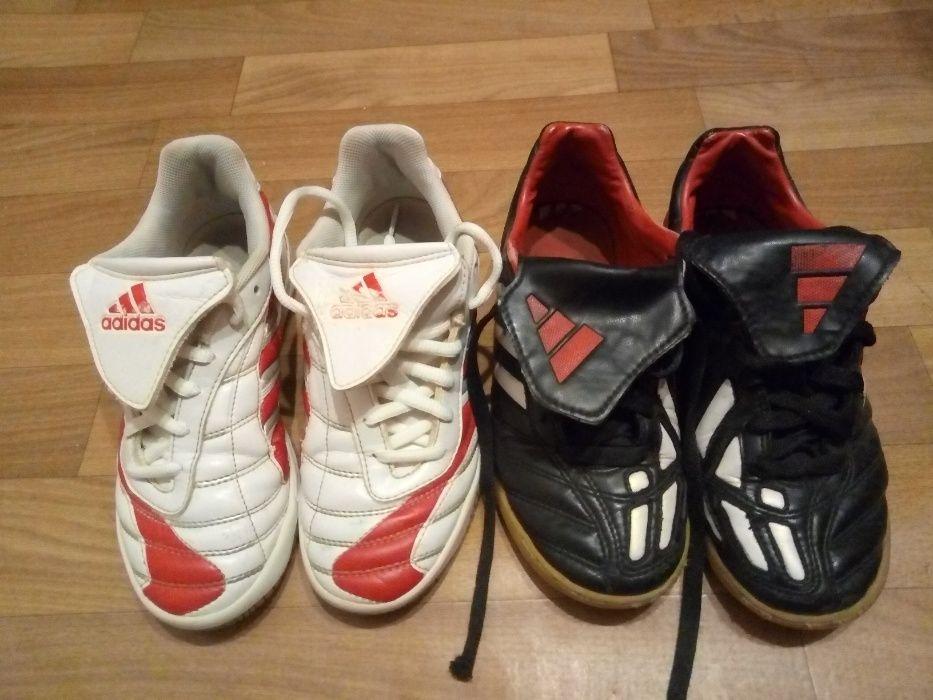 Залки Adidas Predator 34-34,5р.сост.отл.оригинал Кременчуг - изображение 1