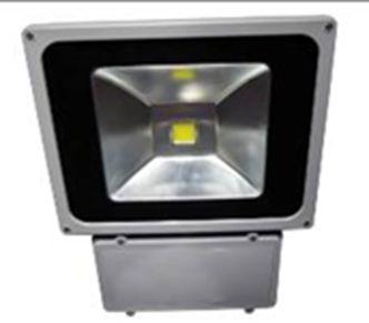 Прожектор LF80 светодиодный LED 80W 100-240V 4100K IP65