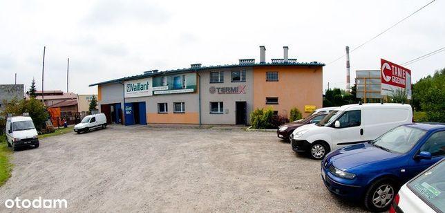 Do wynajęcia Biuro + Magazyn 400 m2 Tarnów