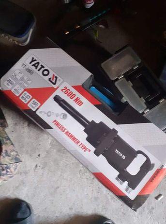 Klucz pneumatyczny firmy Yato nowy