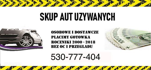 Skup Samochodów Skup Aut 24/7 Gotówka!!!