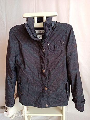Куртка Columbia omni tech outdoor лыжная Коламбия m лижна