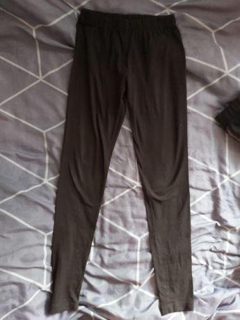 Spodnie legginsy r. 152