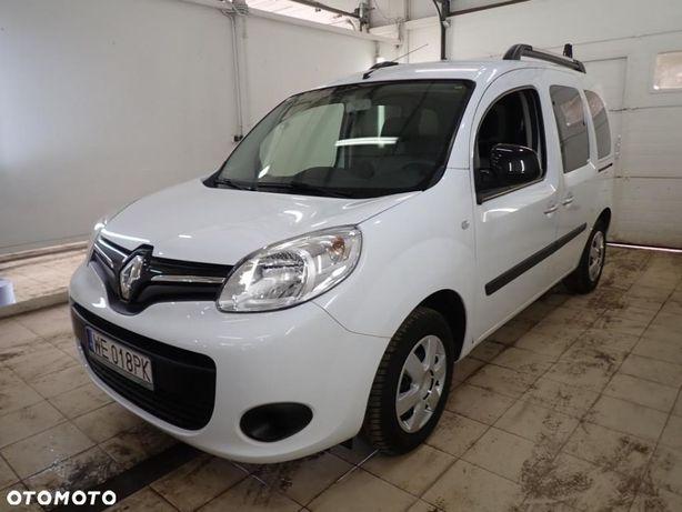 Renault Kangoo 90 koni, ładny stan ! , 1 wł, salon PL, FV 23% WE018PK