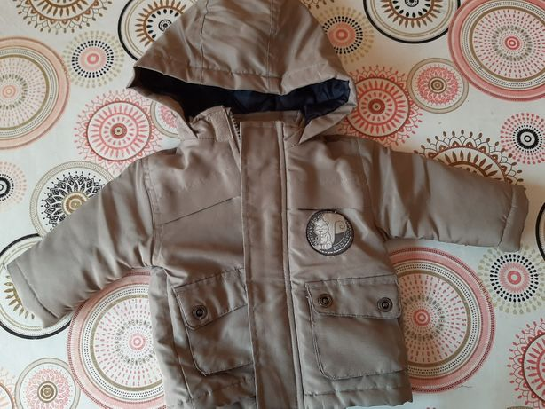 Курточка демісезон
