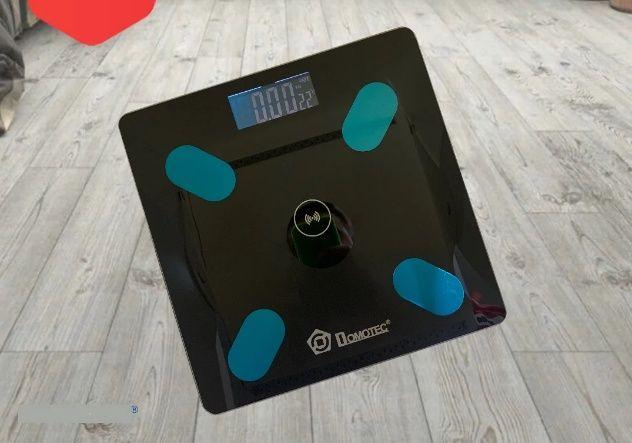 Смарт-вага Domotec  180kg з додатком на телефон