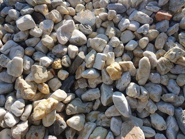 Kamień ozdobny biały