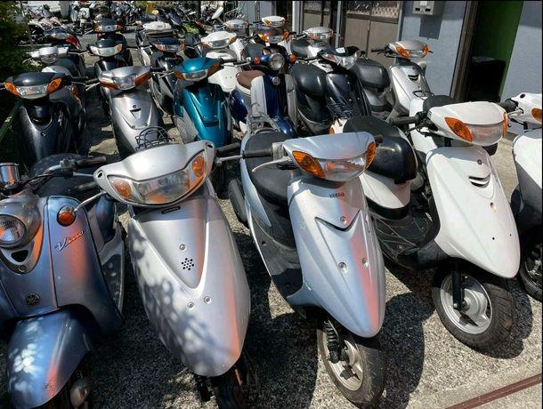 Скутер мопед Honda Dio MotoZet