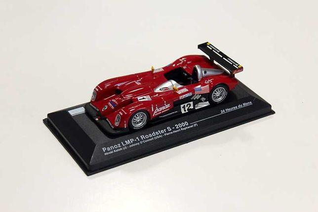Panoz LMP-1 Roadster S, Le Mans - Altaya - 1:43