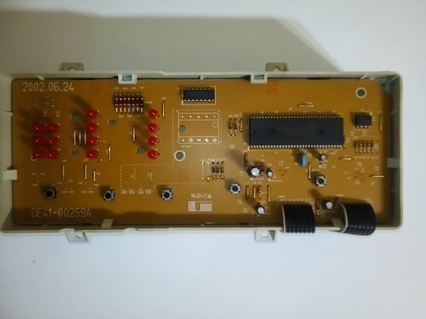 модуль на стиральную машинку samsung fuzzy s-821