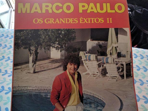Disco LP Marco Paulo Grande Exitos II
