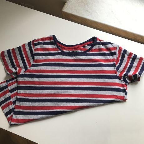 Tshirt chłopięcy 134-140 w paski