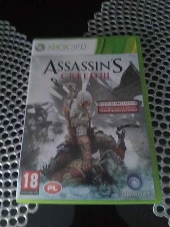 Gra XBOX 360 Assassin's Creed 3
