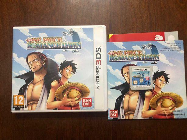 One Piece Romance Dawn | Nintendo 3DS | Completo