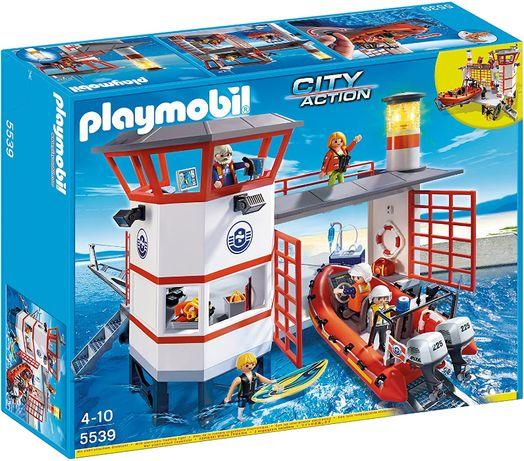 Playmobil 5539 Станция береговой охраны с маяком