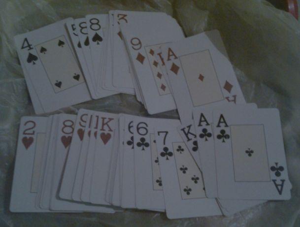 неполные комплекты игральных карт фирмы FOURNIER(Испания)