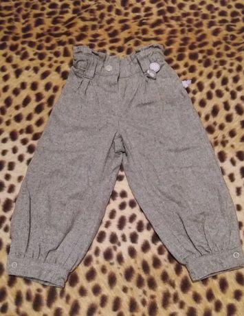 Детские теплые штанишки COCCODRILLO для девочки