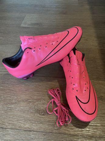 Nike Mercurial, проффесиональные бутсы, 39 р