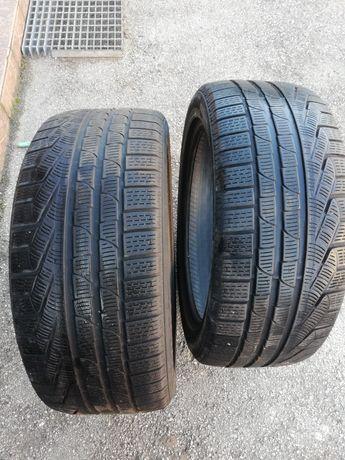 Dwie opony Pirelli Sottozero Winter240  245/45/19 102V