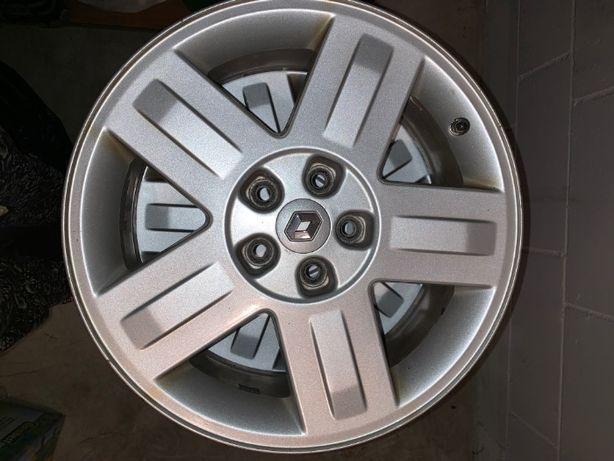 Felgi aluminiowe Renault 17'' cali