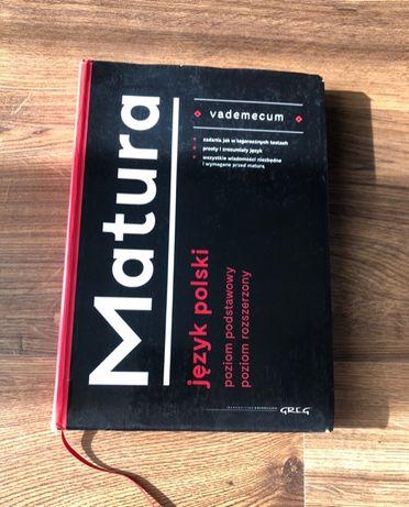 Repetytorium Matura matematyka polski podręcznik vademecum