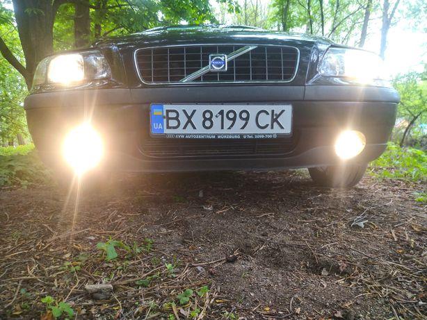 Вольво s60 2.4 бензин 2001р
