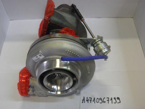 Turbosprężarka