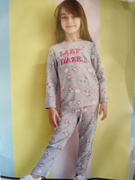 Детская пижама для девочек